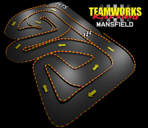 Teamworks Karting Mansfield Hall of Fame