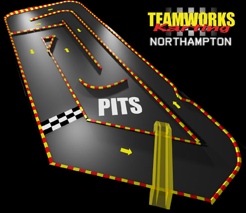 Teamworks Karting - Northampton Hall of Fame