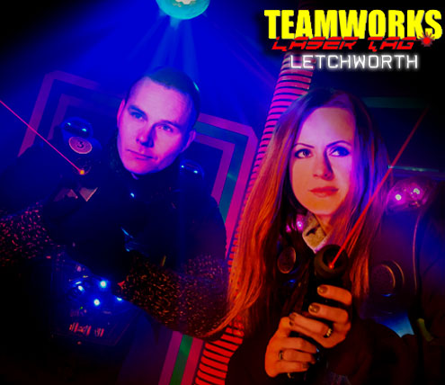 Teamworks Laser Tag - Letchworth Hall of Fame